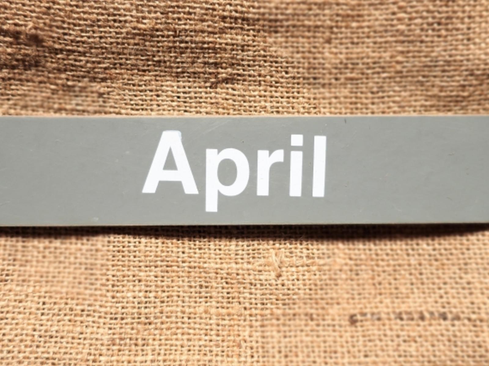 4月に入りました  ~令和~